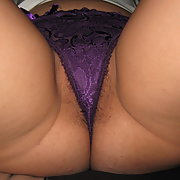 amateur wife sexy G String photos