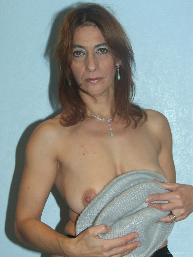Mature slut sold into whoring by debt ridden hubby