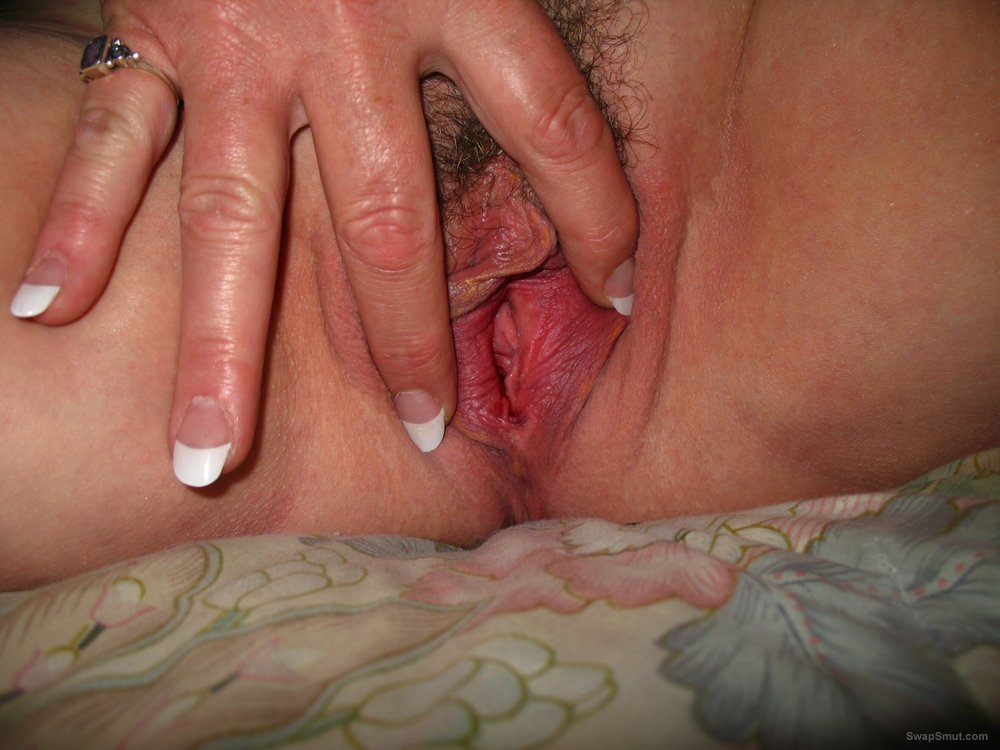 My sweet wife's pussy!
