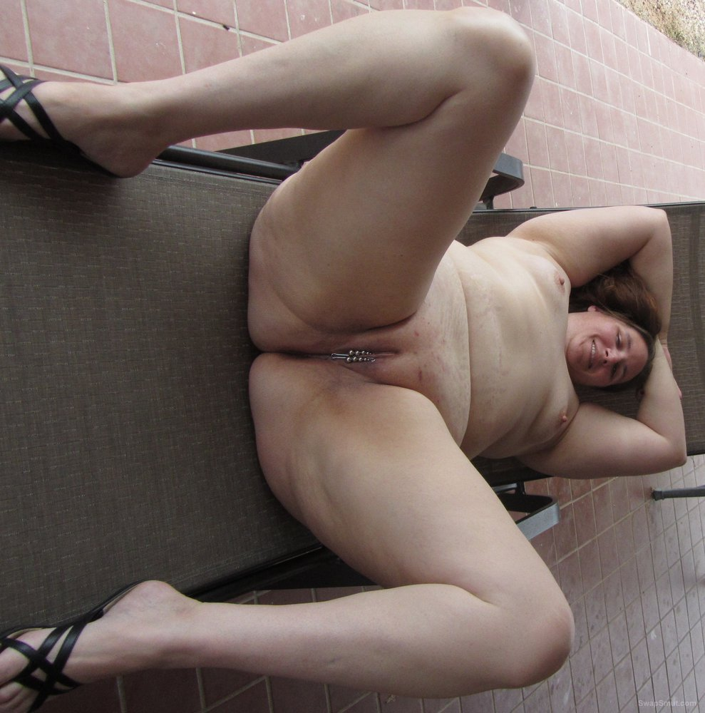 Just some close up pictures of my pussy amateur woman nude on patio