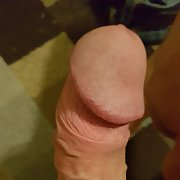See my cock up close and erect