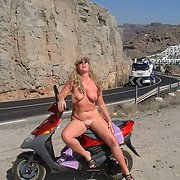 public nude