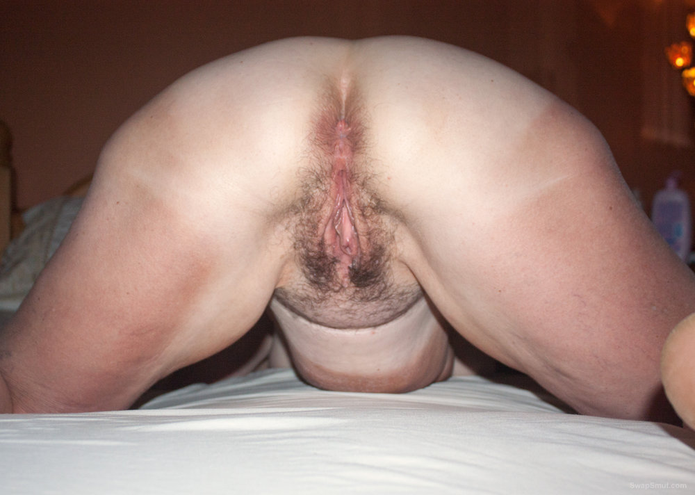 Big fat hairy arse