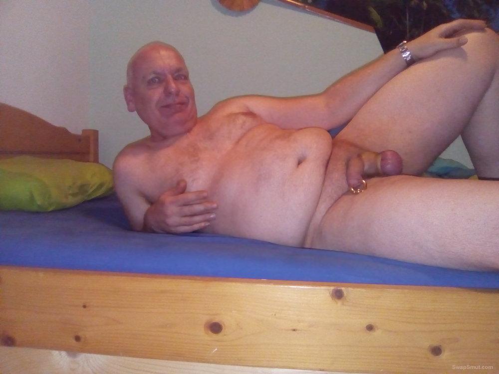 Old men dick pics