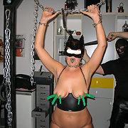 Sua prima seduta come schiava bondage fetish amateur pics