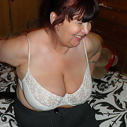 I had a great time with Jane a mature woman I met at a party last weekend