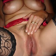 A shy mature fuck slut showing you all she has to offer