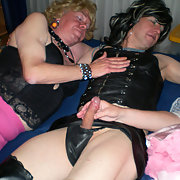 PetraTV 3 - I`m a german crossdresser and want meeting sexy sisters