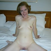 Mature Redhead Mrs Malone In A Hotel Room