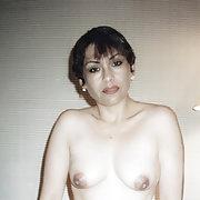 Amateur Nude model doing porn audition