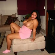 CHUBBY GIRL ZELOS from Adana TURKEY in revealing outfit