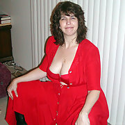 Swingslut In A Red Dress