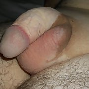 My soft smooth shaved cock and balls for your viewing pleasure