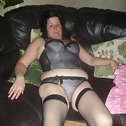 Me being photographed and exposed in new lingerie