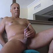 Loverboy public cumshot session pleasing some girls