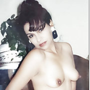 Beautiful amateur nude model is doing a porn audition