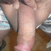 my big cock waiting for you to fuck