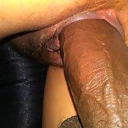 Close up pussy dick and fuck pics interracial porn