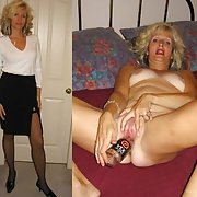 milf with their dildo