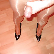 Who take me in nylons