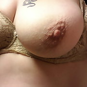 My wife's Beautiful Tits