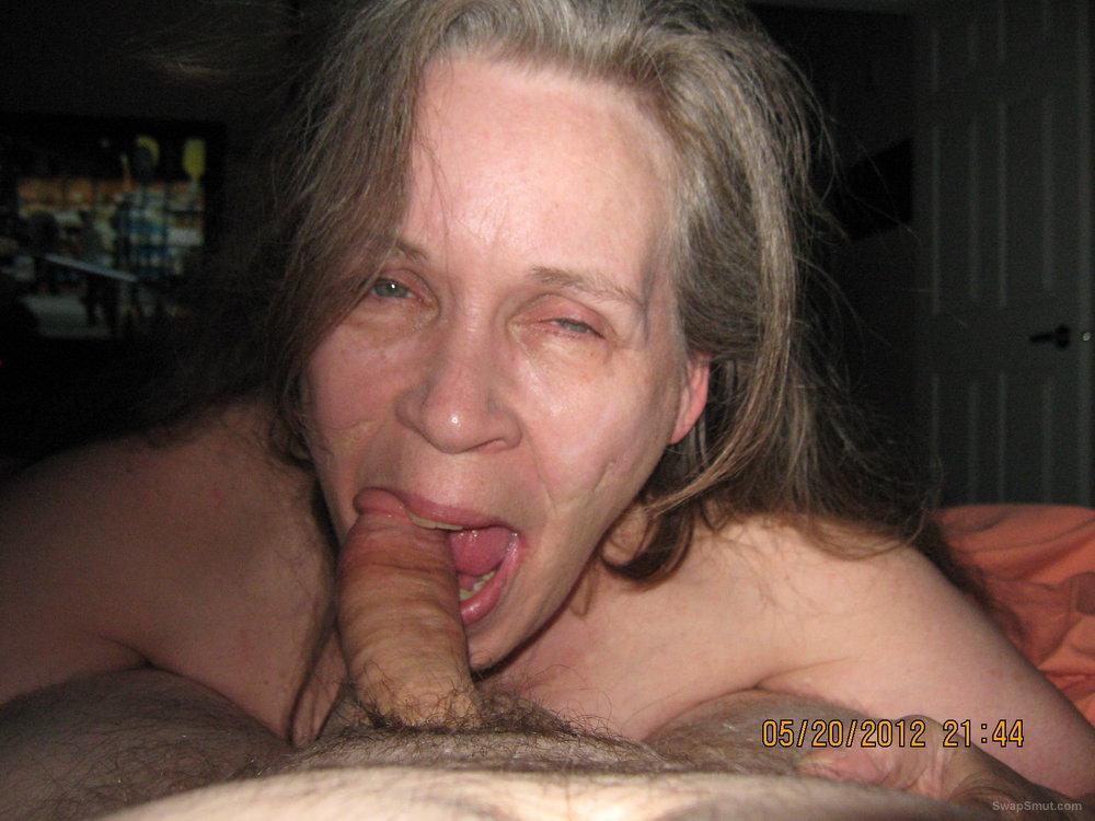 Sucking My Husbands Cock