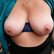 Horney Mature Wife Outside Big Tits and Public Sex