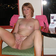Hot Redhead Wife Photo Set In Her Hotel Room
