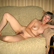 Beautiful & Exotic Looking Wife Anna Naked Photos