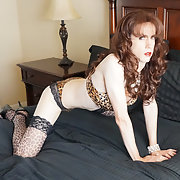 Sissy Erica feeling my wild side