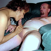 Mixed race slut enjoys different coloured cocks