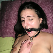 Arya Shows Us Her Hot and Yummy Fuck Hole Homemade Bondage Porn