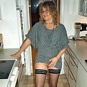 Hubby's co worker fooling around at home she such a tease