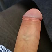 My cock is waiting to be sucked, and fucked