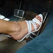 wifes and friends feet