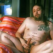 Pelle Westlund horny gay man from Kiruna in north of Sweden