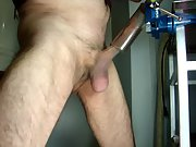 Fun with vacuum cleaner and clear tubing attached for a view