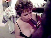 Dianne and Marvin Mature Interracial Cuckold Homemade Sex Tape