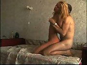 Amateur fucked hard