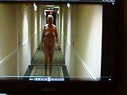 nude hotel walk