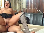Brazilian Milf Dinni For Bad Bearded Brutus 2
