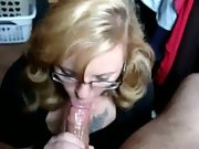 Noisy blowjob