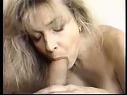 Blond MILF Loves Oral
