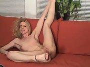 Blonde Naked