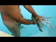 MASTURBATION SWIMMIING POOL 2