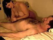 Home masseur visit full body massage and sexual relief for extra cash