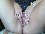 flashing my pussy