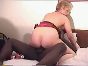 Mature Whore Wants More Than She Can Handle